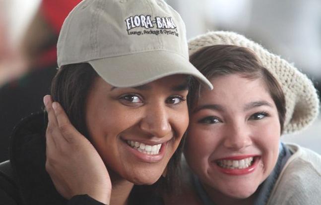 Pensacola Naval Air Station Enjoys Flora-Bama's Christmas Tribute