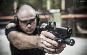 Preview- Advanced Optics - Sidearm Reflex Sights