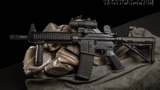 The Daniel Defense Special Services Package is a SBR precision-built to dominate in close quarters!