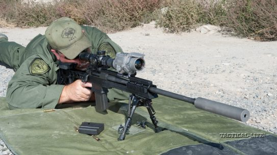 Preview- EOTech Light Weapon Thermal Sight - mounted