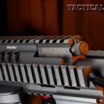 The Huldra Mark IV is a piston-driven 5.56mm powerhouse born for harsh use and optimum precision!