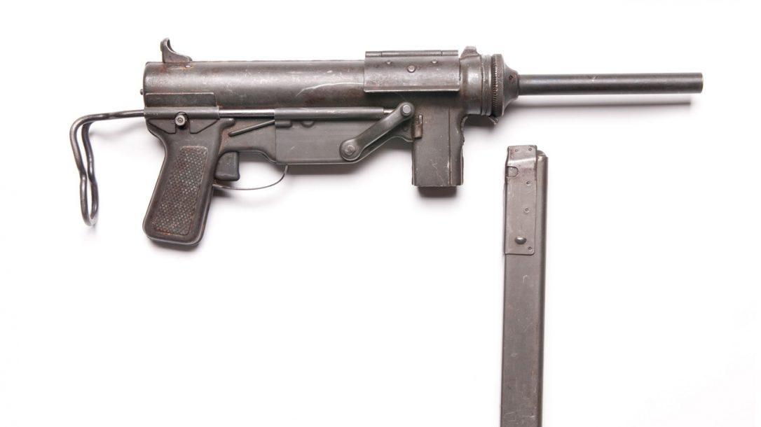 Preview- Top 10 World War II Firearms | Gun Review-M3 Grease Gun