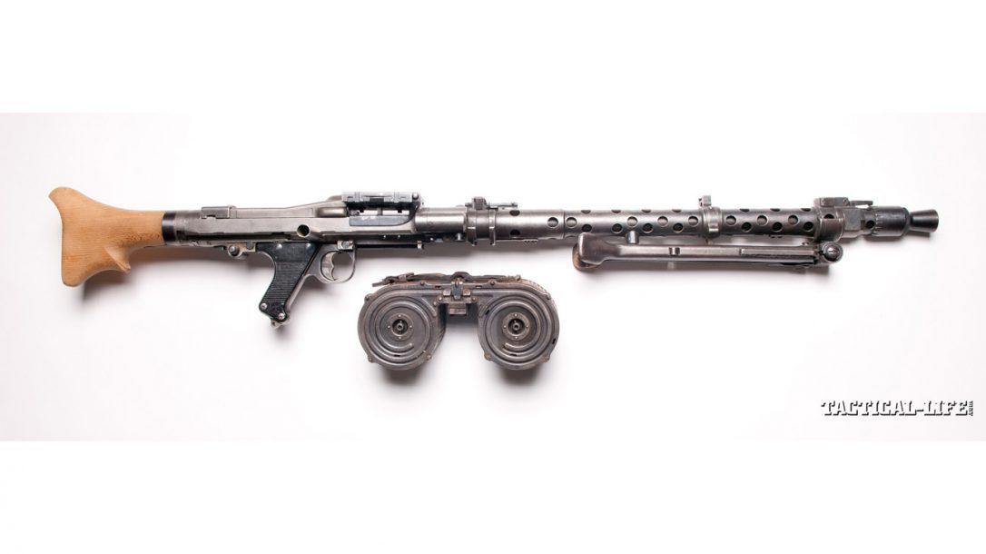 Preview- Top 10 World War II Firearms | Gun Review-MG34