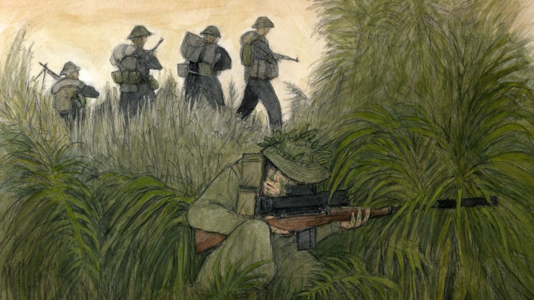 Preview- Under Fire - Vietnam Combat Sniper