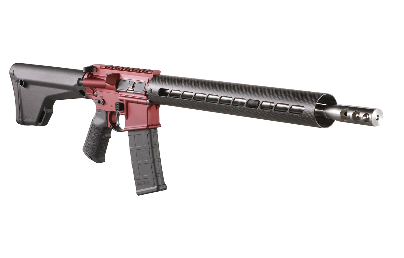 Remington - Bushmaster 3-Gun Enhanced Carbine AR