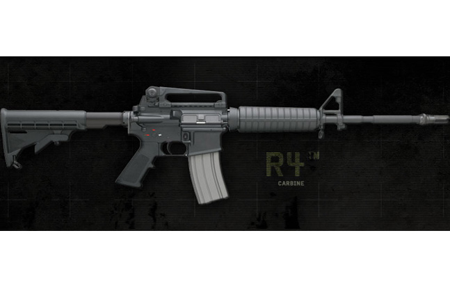 Remington R4 Carbine