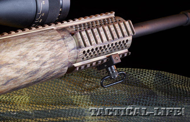 The Rock River LAR-15 WYL-Ehide Hunter is a dressed-to-kill predator pounder built for speed, accuracy and dependability.