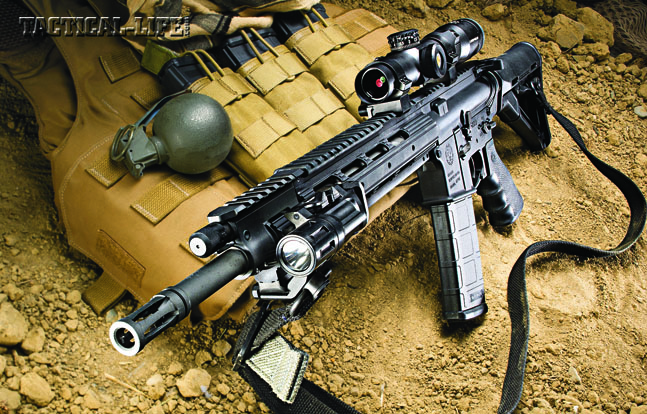 Ruger Sr 556 Carbine Gun Review