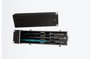 Scott Dixon Triple Row Gun Case - Rifles