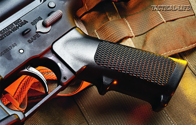 Sig Sauer M400   Gun Review