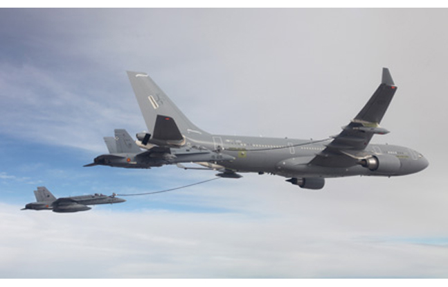 The Spanish Air Force (SPAF) wants to buy three Airbus Military A330-200 multi-role tanker-transports (MRTTs) to replace their Boeing KC-707 tankers.