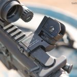SureFire at the Range | New Products for 2014 - Dueck Defense Rear sight