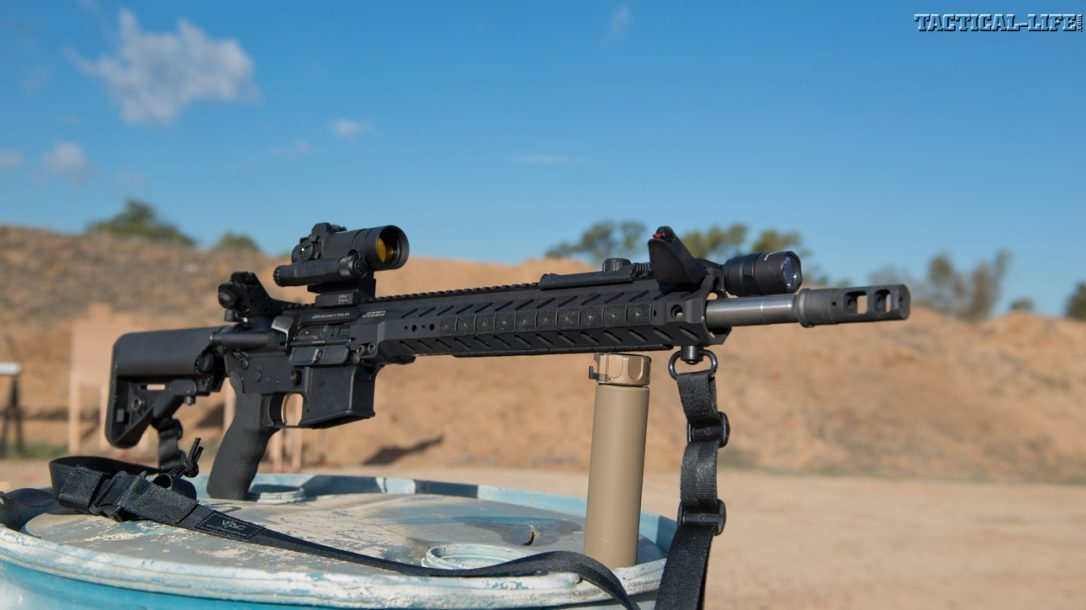 SureFire at the Range | New Products for 2014 - LMT MRP
