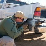 SureFire at the Range | New Products for 2014 - Working the bumper