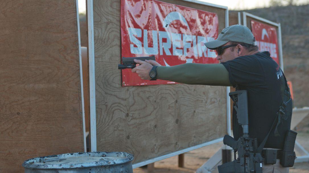 SureFire at the Range