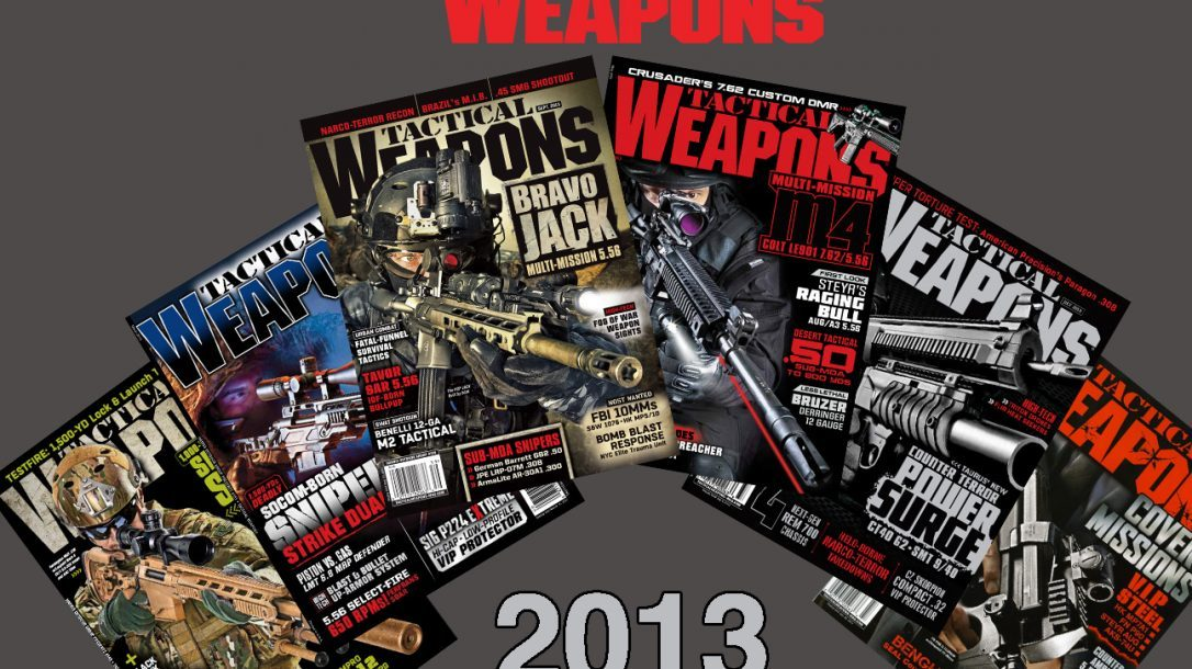 TACTICAL WEAPONS - 2013 Year in Review