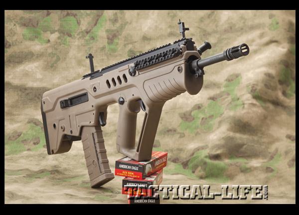 Tavor-IWI Tavor Sar | Gun Review