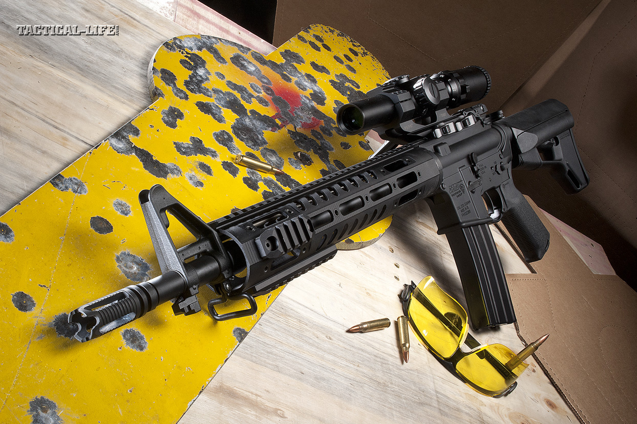Top 10 ARs - DPMS TAC2