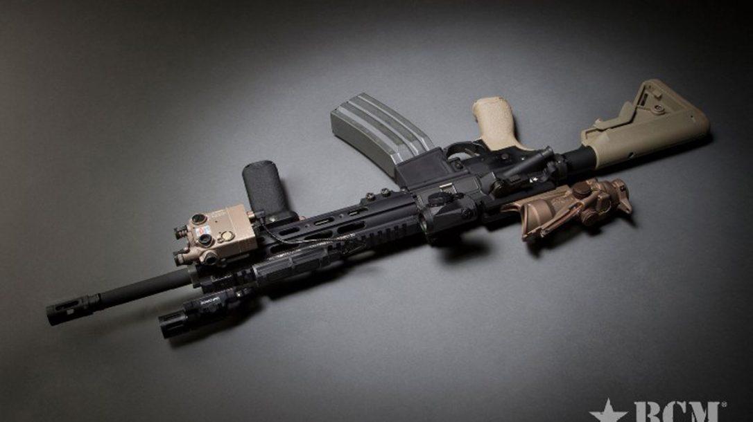 Top 10 Black Gun AR Accessories - Bravo Company BCM Gunfighter Vertical Grip