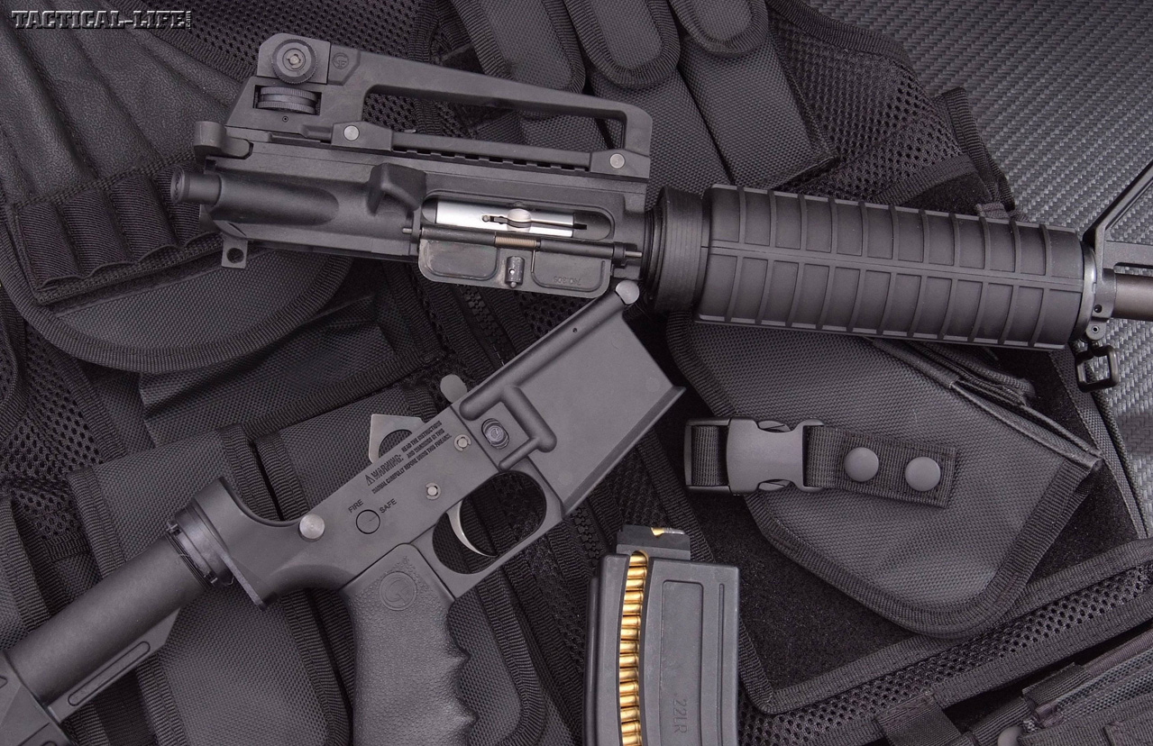 Top 10 Black Guns AR Accessories - Chiappa M4-22 Upper