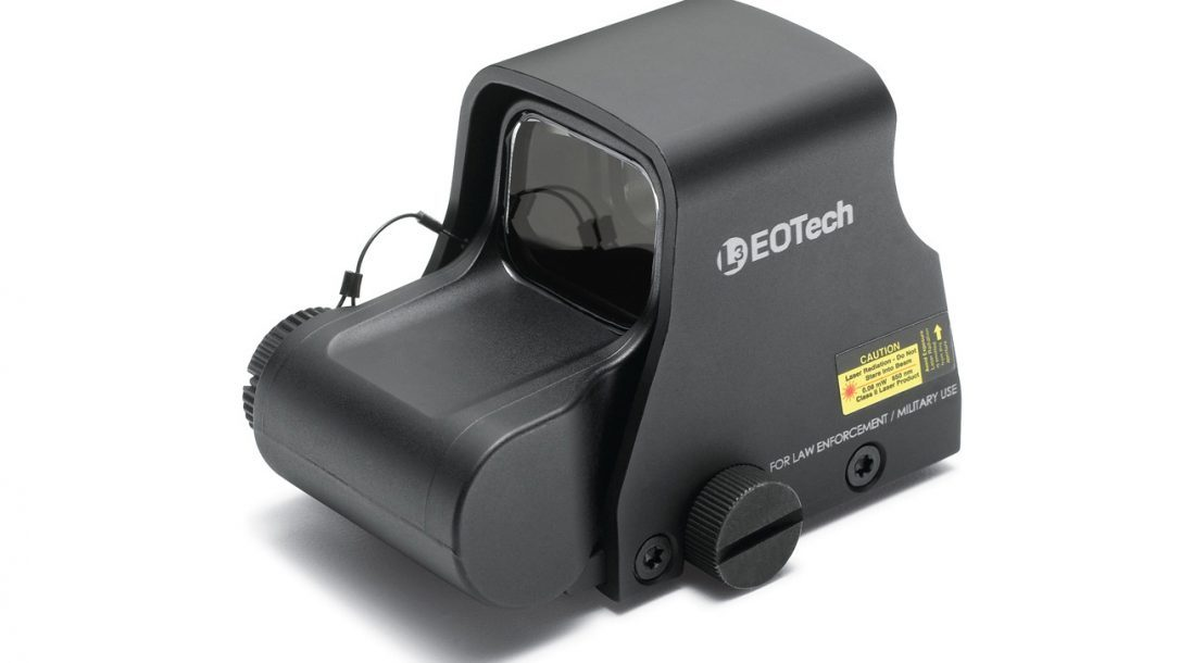 Top 10 Black Guns AR Accessories - EoTech XPS-2 Front
