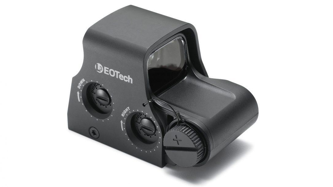 Top 10 Black Guns AR Accessories - Eotech XPS-2