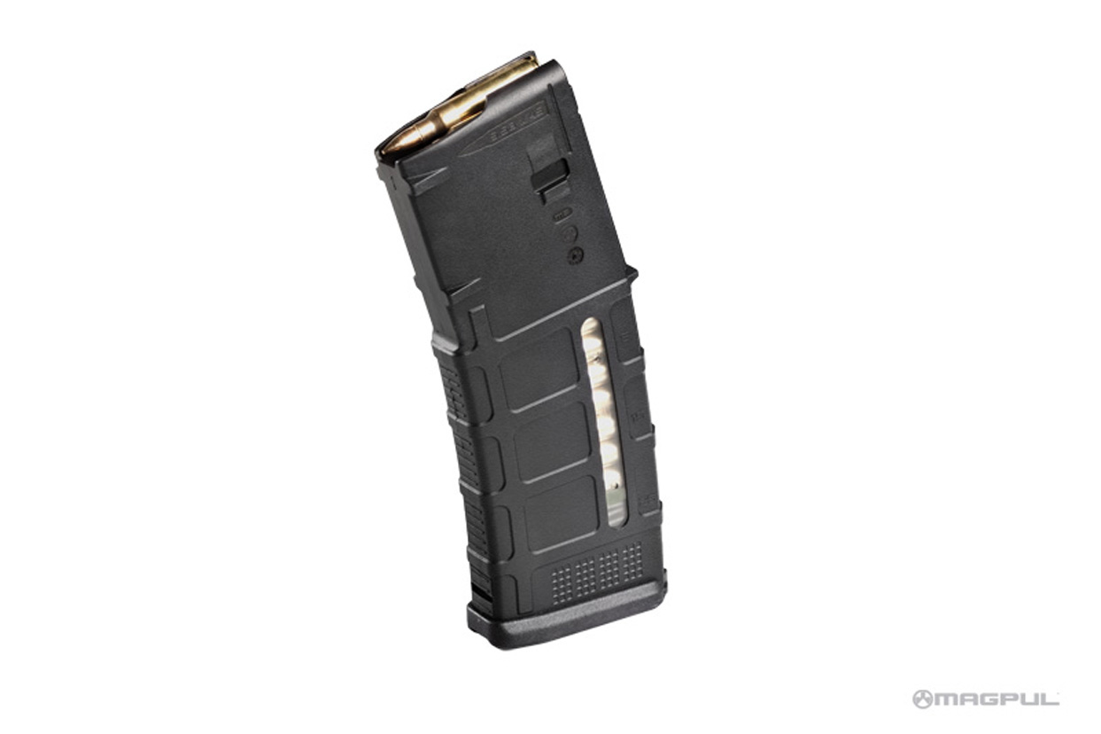 Top 10 Black Guns AR Accessories - MagPul EMag 30