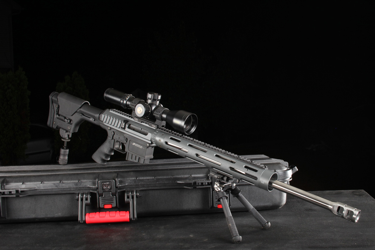 Top 10 Rifles of 2013 from Rifle Firepower - JPE LRP-07