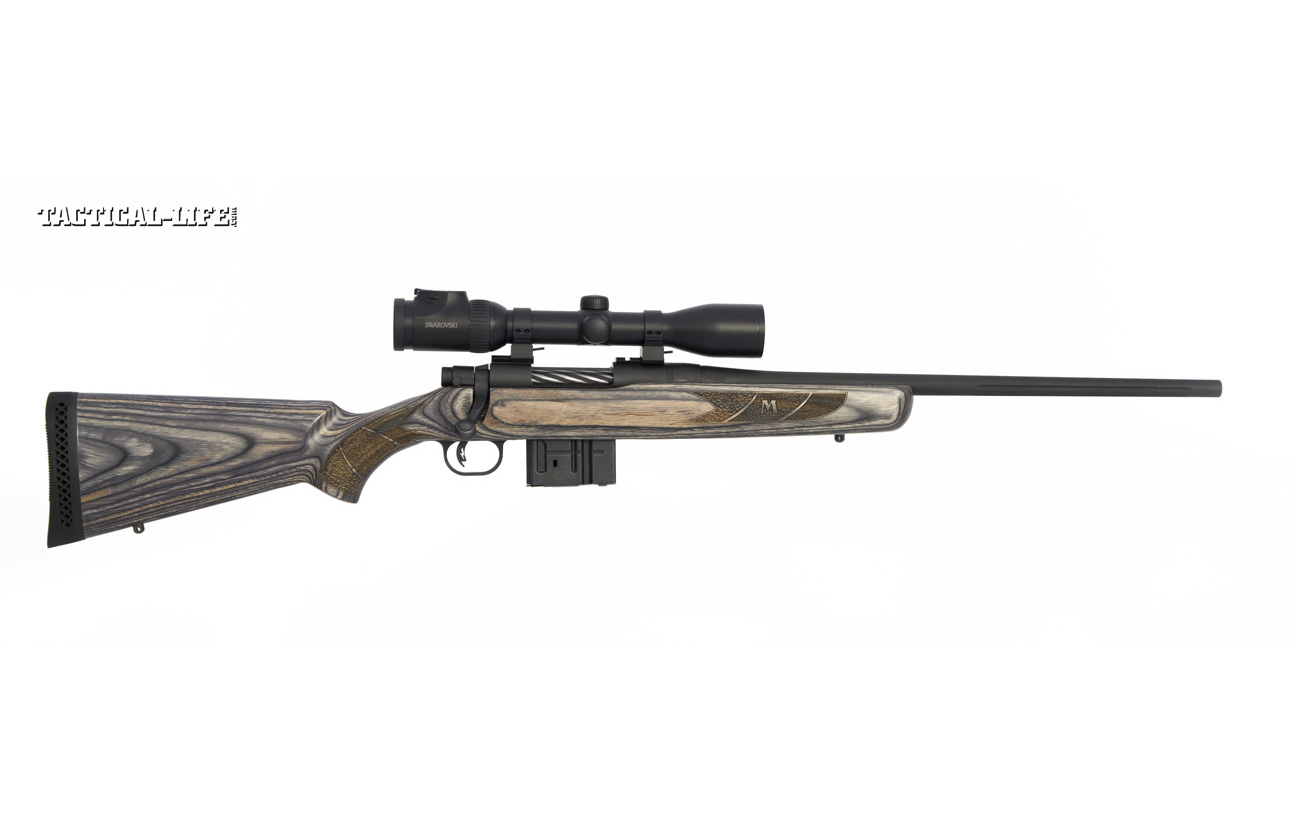 Top 10 Rifles of 2013 from Rifle Firepower - MOSSBERG MVP 7.62