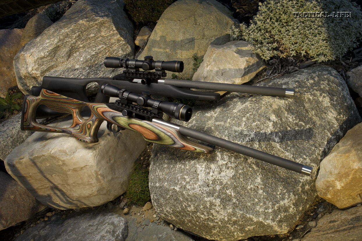 Top 10 Rifles of 2013 from Rifle Firepower - Magnum Lite 22s