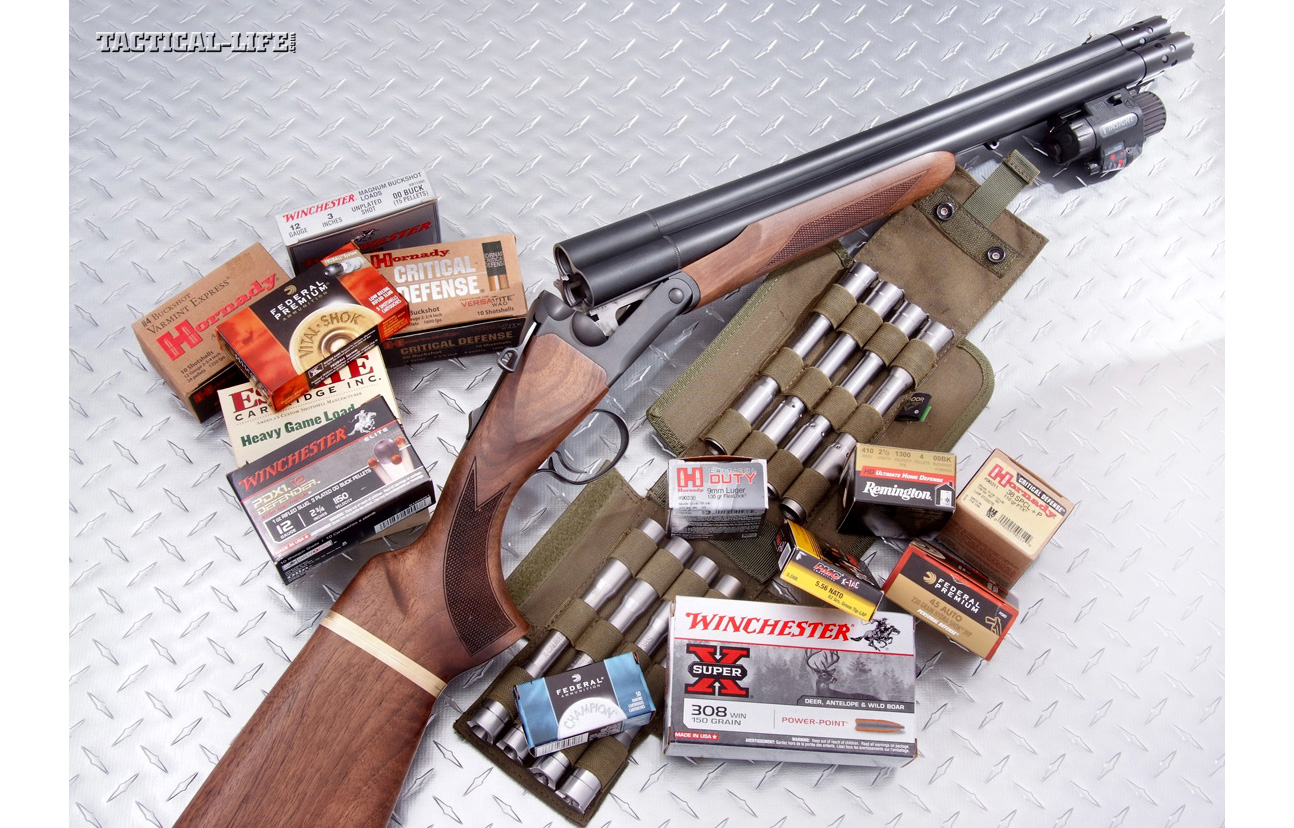 Top 10 Rifles of 2013 from Rifle Firepower - X-Caliber