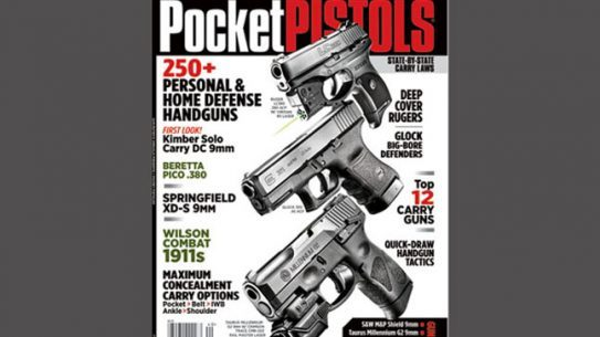 Top Pocket Pistols - PersonalDefenseWorld