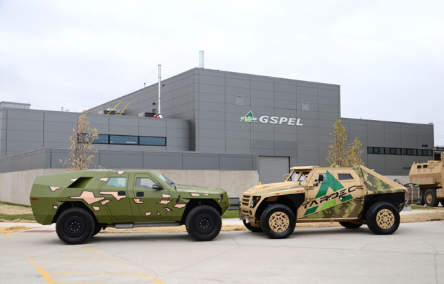 US Army Starts Fuel Cell Testing with GM