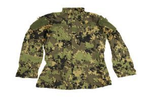 US4CES Camouflage Uniforms