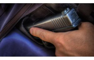 10-24 Backup Pistol Vest