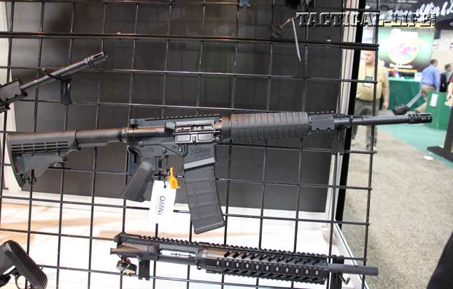 Top 25 AR Rifles for 2014 | ATI Omni Hybrid
