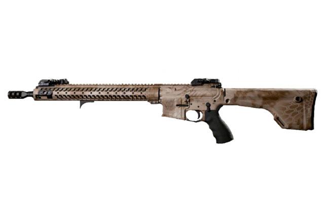 Top 25 AR Rifles For 2014 | Adams Arms COR Ultra Lite in Kryptek Nomad