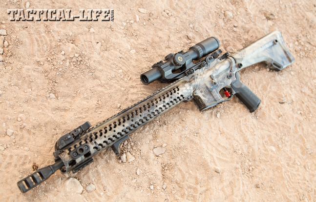 Top 25 AR Rifles For 2014 | Adams Arms COR Ultra Lite