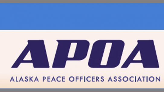 Alaska Peace Officers Association Holds Annual Awards Ceremony