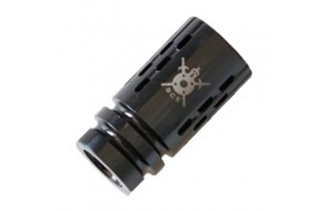 BattleComp BC2.0 compensator in Black Oxide