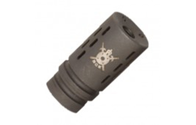 BattleComp BC1.0 compensator in Black Oxide