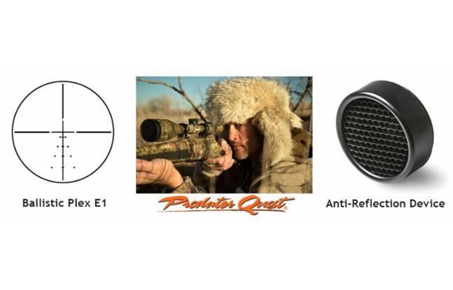 Burris & Les Johnson Predator Quest riflescopes