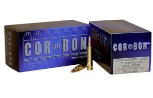 CorBon Urban Response .223