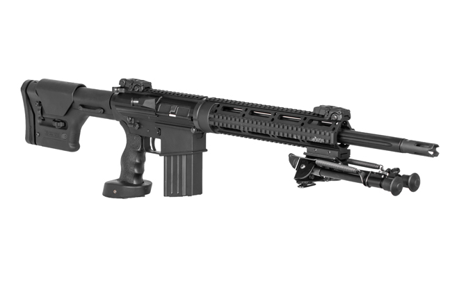 Top 25 AR Rifles for 2014 | DPMS GII .308 SASS