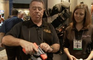Gene DeSantis from DeSantis Gunhide showcases new products for 2014.