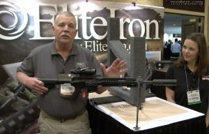 Elite Iron Revolution Bipod - New for 2014