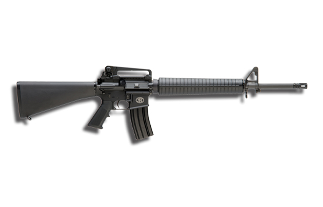 Top 25 AR Rifles for 2014 | FNH USA FN 15