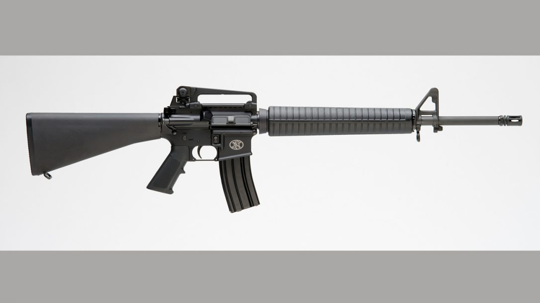 FNH USA FN 15 Rifle (Brian Dressler photo)