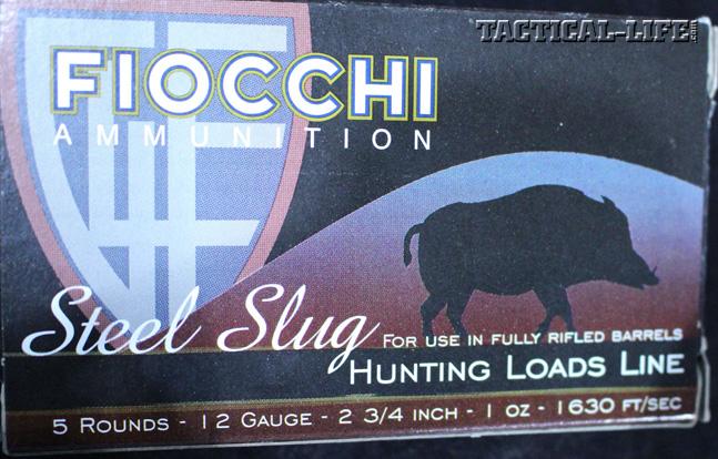 Fiocchi Steel Shotgun Slug