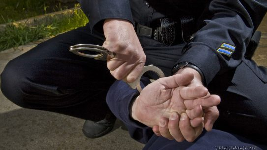 First Responder- Dangerous Handcuffing Mishaps